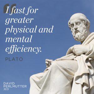 Plato-Fasting