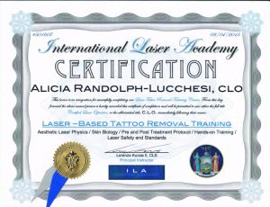Certified Laser Operator (CLO)
