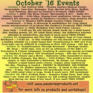 october-2016-events