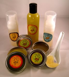 Organic Tattoo Aftercare