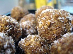 Pretzel balls